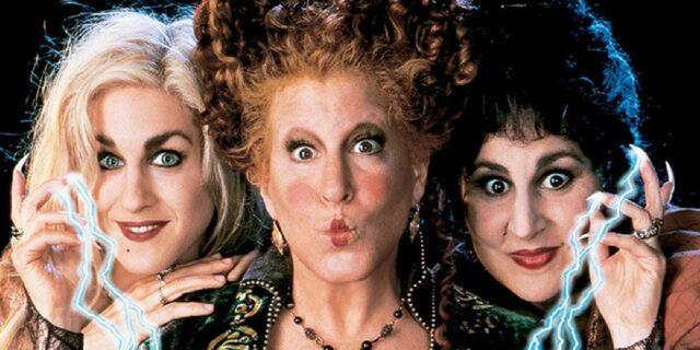 Hocus pocus un remake du film culte de Disney en préparation
