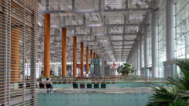 Aéroport de Singapore Changi, Singapour