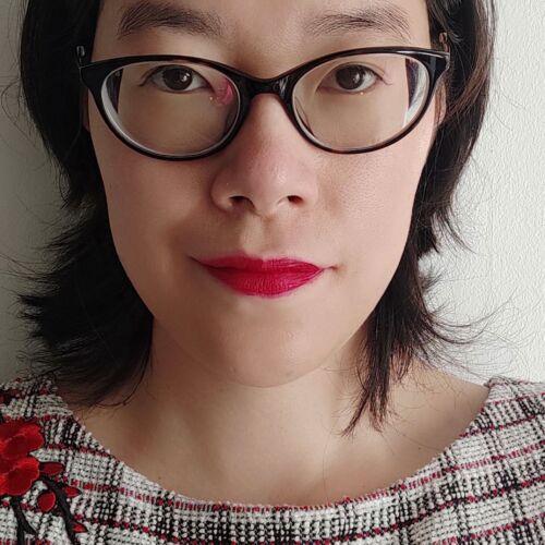 Christine Quach, Correctrice et rédactrice (France)